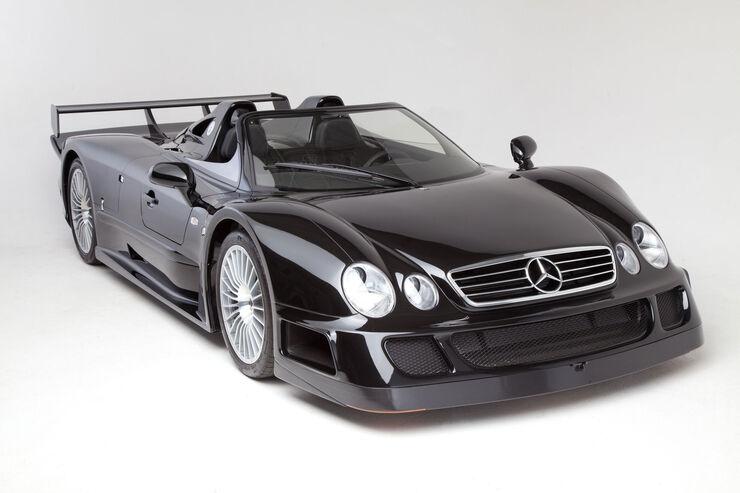 Mercedes CLK GTR Roadster - Bonhams - Goodwood Festival of Speed