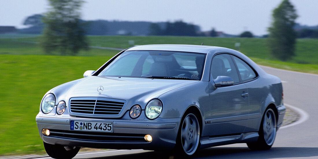 Mercedes CLK Master Edition