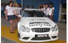 Mercedes CLK Safety Car