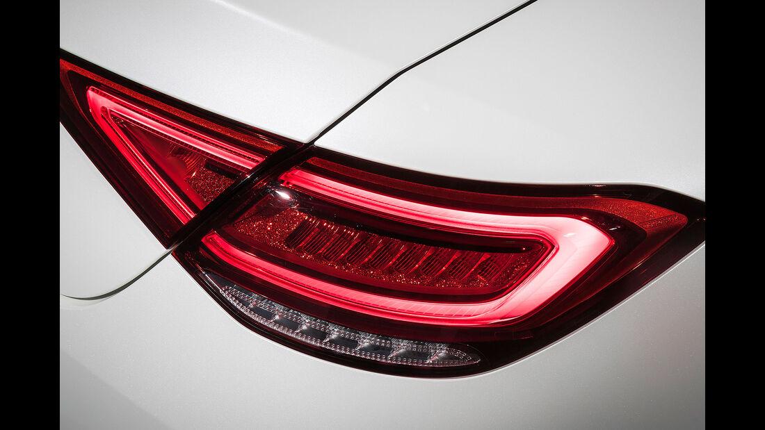 Mercedes CLS (2018) Sitzprobe Exterieur