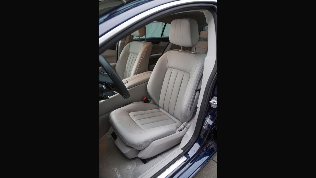 Mercedes CLS 250 CDI SB, Fahrersitz