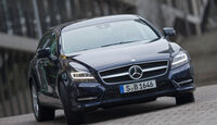 Mercedes CLS 250 CDI SB, Frontansicht