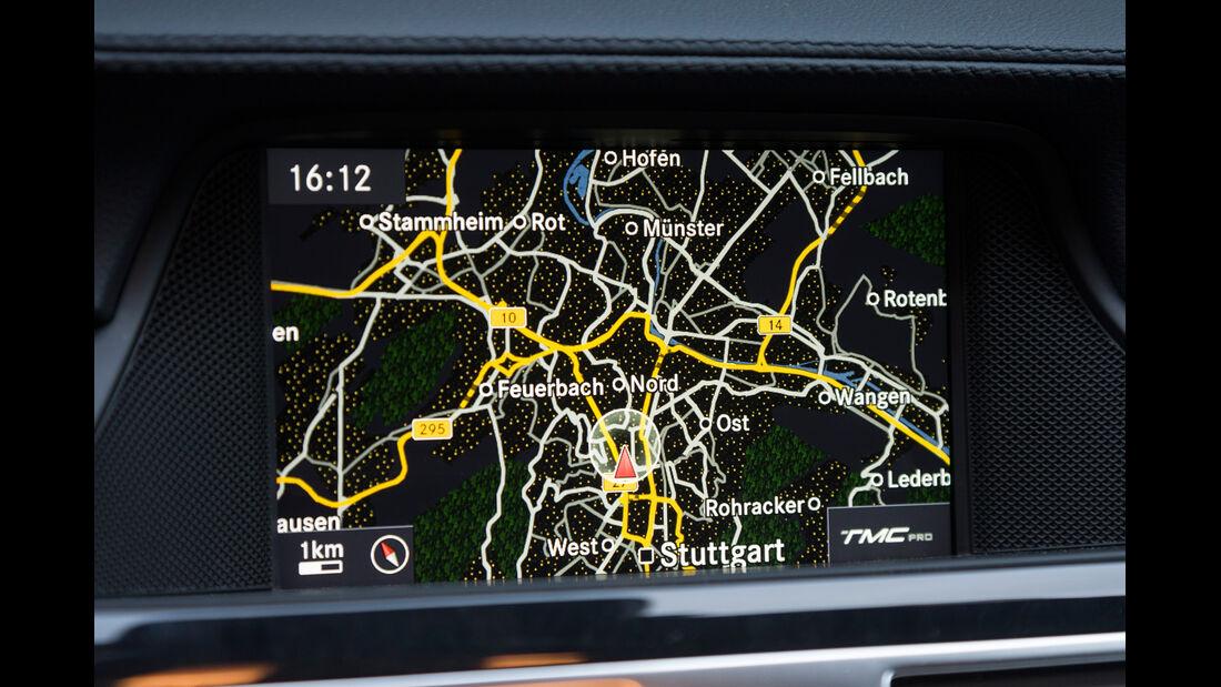 Mercedes CLS 250 CDI SB, Navi, Monitor