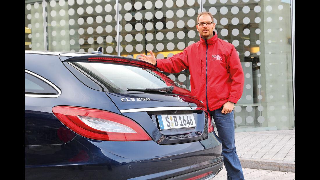 Mercedes CLS 250 CDI SB, Sebastian Renz