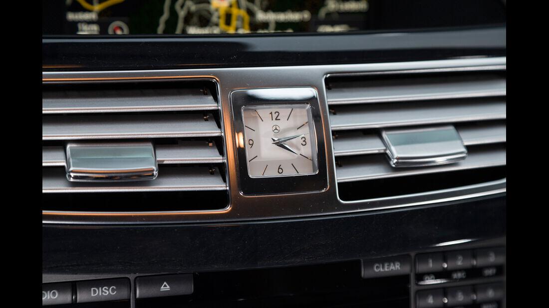 Mercedes CLS 250 CDI SB, Uhr, Luftausströmer