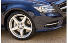 Mercedes CLS 250 CDI Shooting Brake, Rad, Felge