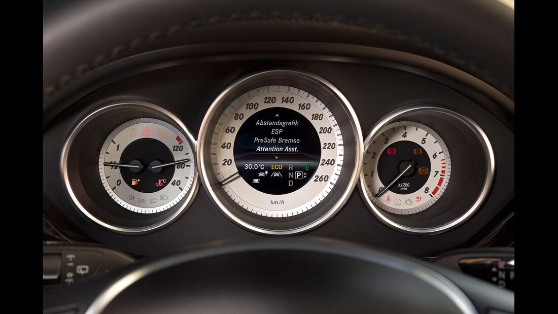 Mercedes CLS 250 CDI Shooting Brake, Rundelemente