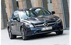 Mercedes CLS 350 Bluetec Shooting Brake, Frontansicht
