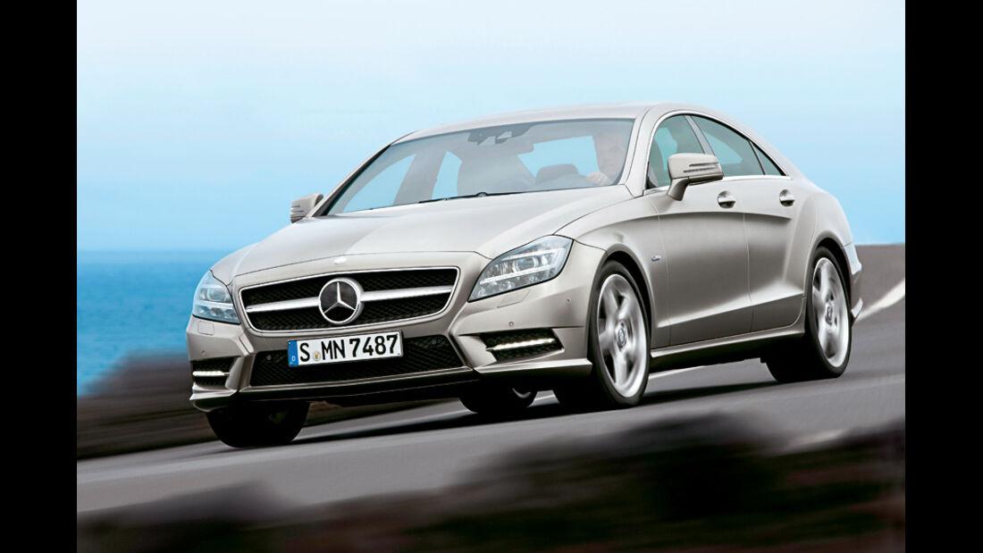 Mercedes CLS 350 CDI BlueEffi ciency
