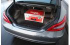 Mercedes CLS 350, Kofferraum