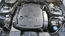 Mercedes CLS 350, Motor