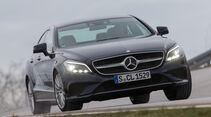 Mercedes CLS 400 4Matic, Frontansicht