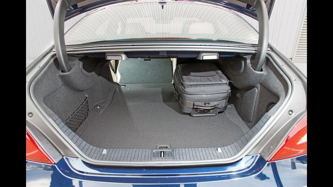 Mercedes CLS 400 4Matic, Kofferraum