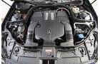Mercedes CLS 400 4Matic, Motor