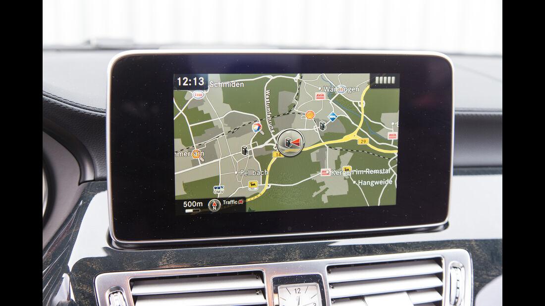 Mercedes CLS 400 4Matic, Navi, Monitor