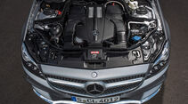 Mercedes CLS 400, Motor