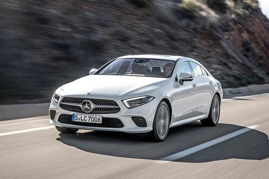 Mercedes CLS 400 d 4Matic - Serie - Diesel - sport auto Award 2019