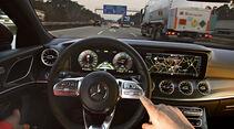 Mercedes CLS 450 4Matic, Exterieur