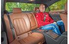 Mercedes CLS 500 4MATIC, Fondsitz