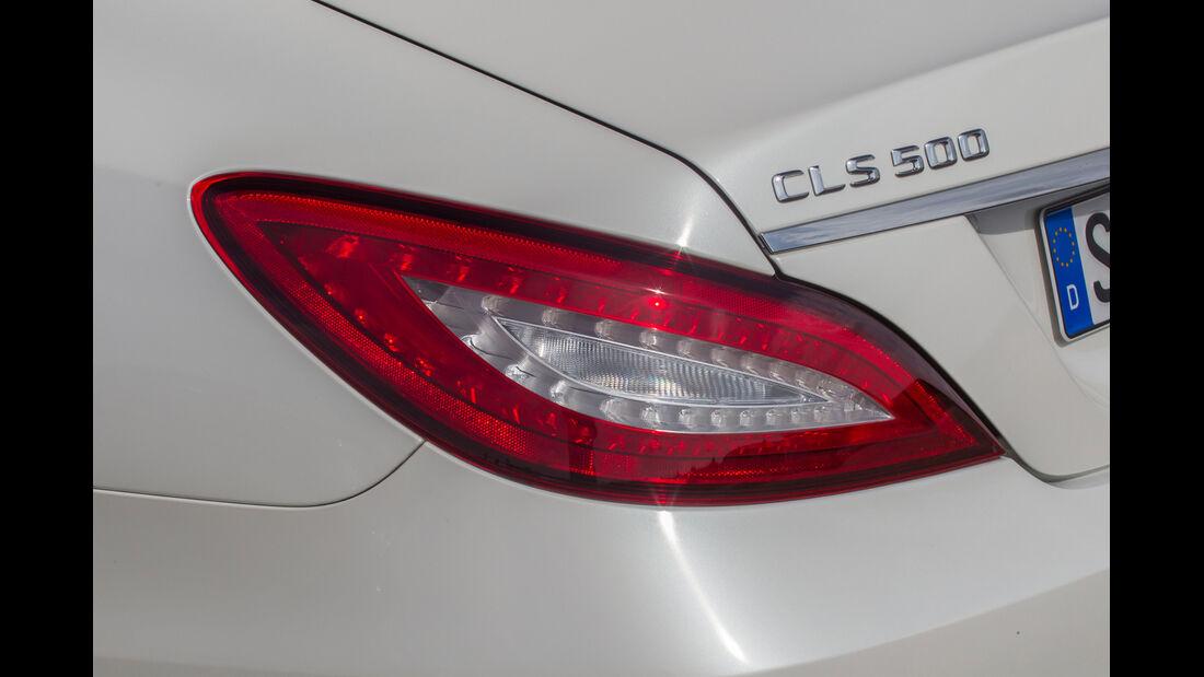 Mercedes CLS 500 4MATIC, Heckleuchte