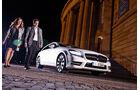 Mercedes CLS 500 Shooting Brake, Front, Kühlergrill