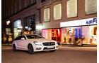 Mercedes CLS 500 Shooting Brake, Frontansicht
