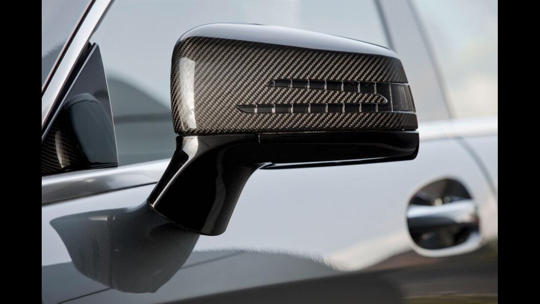 Mercedes CLS 63 AMG, Außenspiegel