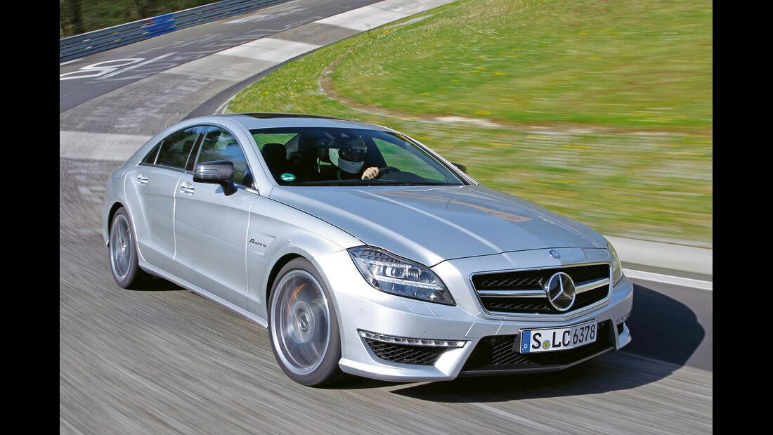 Mercedes CLS 63 AMG, Frontansicht