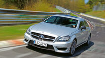 Mercedes CLS 63 AMG, Frontansicht