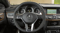 Mercedes CLS 63 AMG, Innenraum, Cockpit