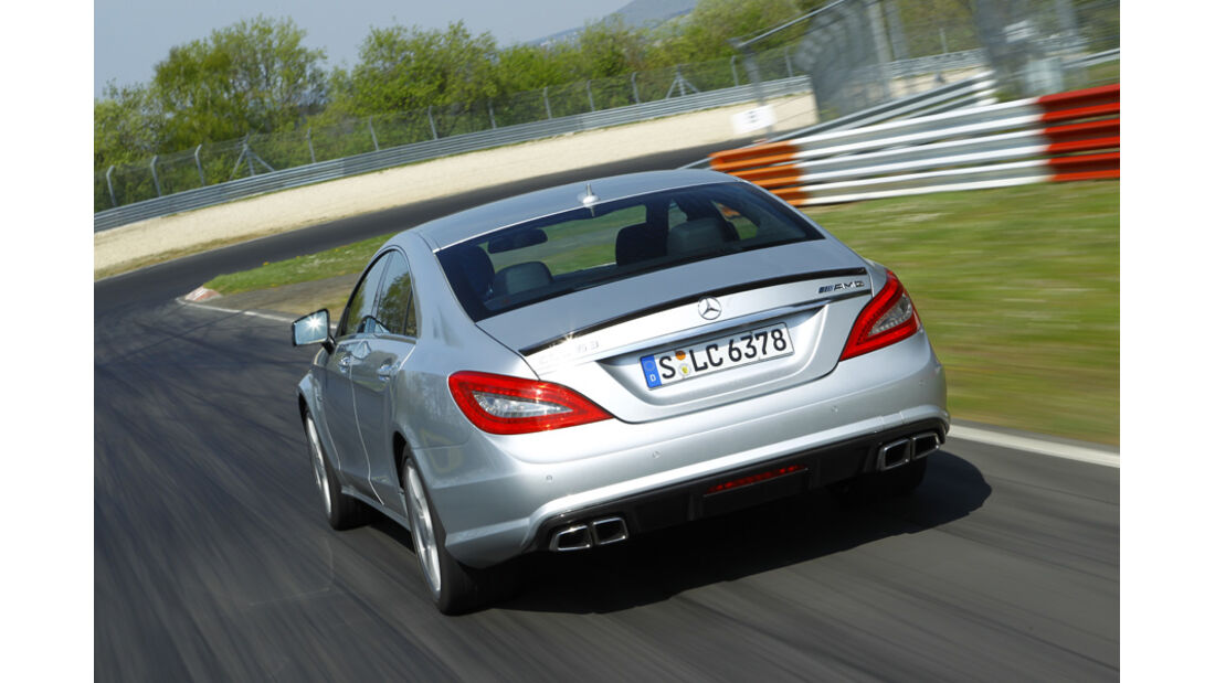Mercedes CLS 63 AMG Performance Package