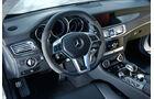 Mercedes CLS 63 AMG Performance Package, Cockpit, Lenkrad