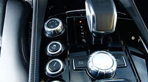 Mercedes CLS 63 AMG Performance Package, Schaltknauf, Schalthebel, Mittelkonsole