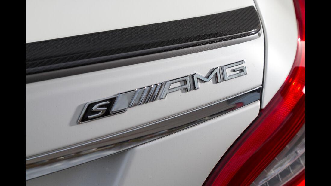 Mercedes CLS 63 AMG S 4Matic, Typenbezeichnung
