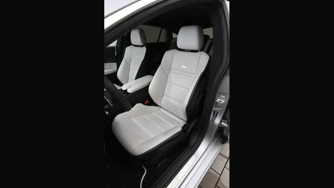 Mercedes CLS 63 AMG Shooting Brake, Fahrersitz