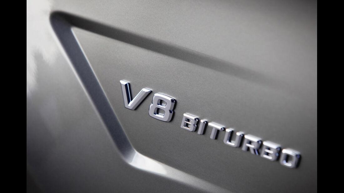 Mercedes CLS 63 AMG, Typenkennung