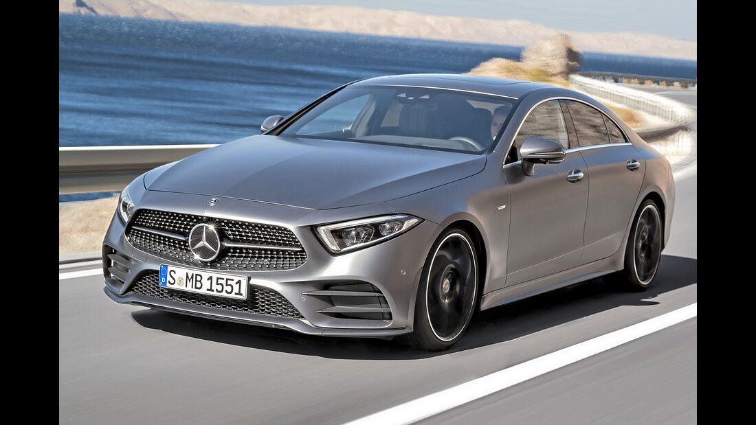 Mercedes CLS, Best Cars 2020, Kategorie F Luxusklasse