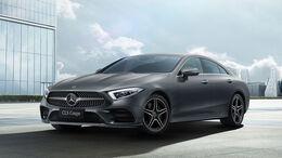 Mercedes CLS China