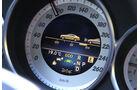 Mercedes CLS, Instrumente, Tacho, Bildschirm