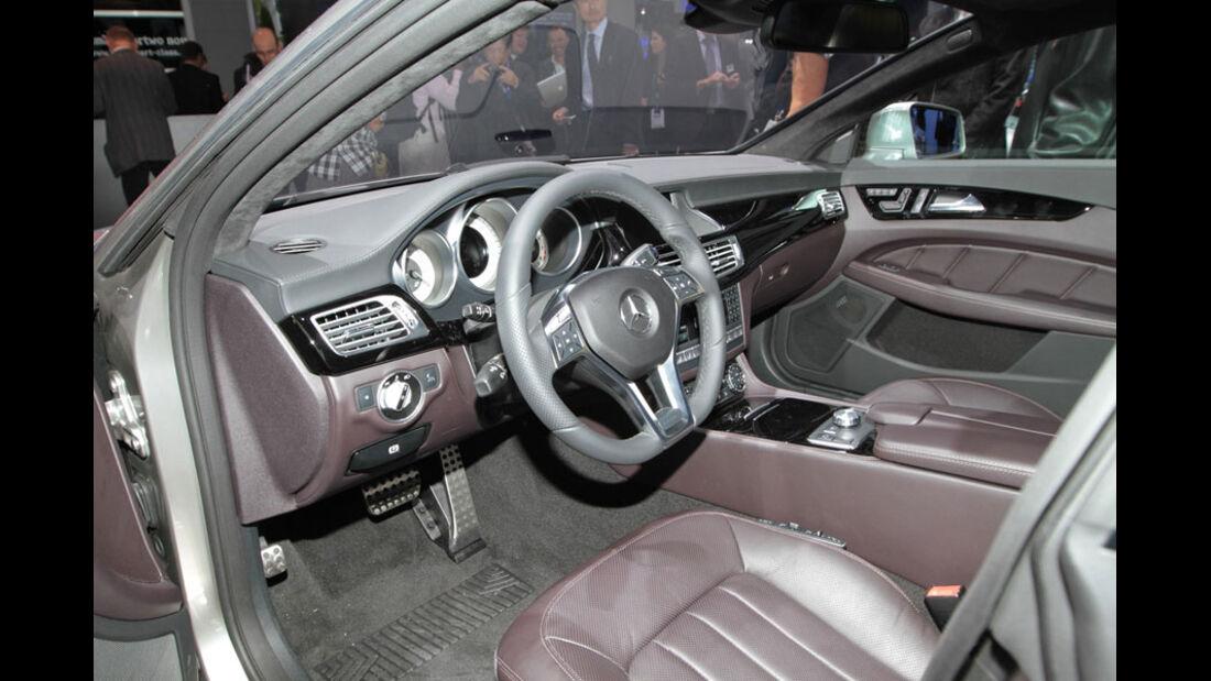 Mercedes CLS Paris 2010