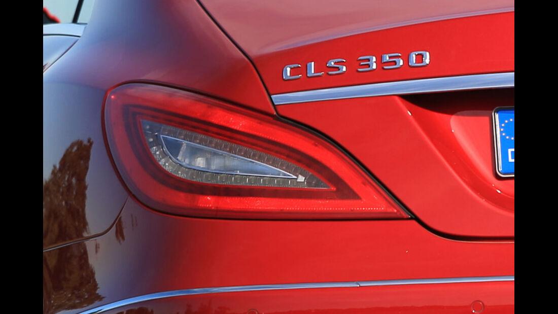 Mercedes CLS, Rücklicht