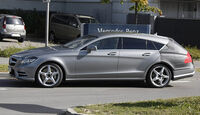 Mercedes CLS Shooting Brake Erlkönig