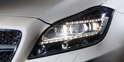 Mercedes CLS Shooting Brake, Scheinwerfer
