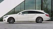 Mercedes CLS Shooting Brake, Seitenansicht