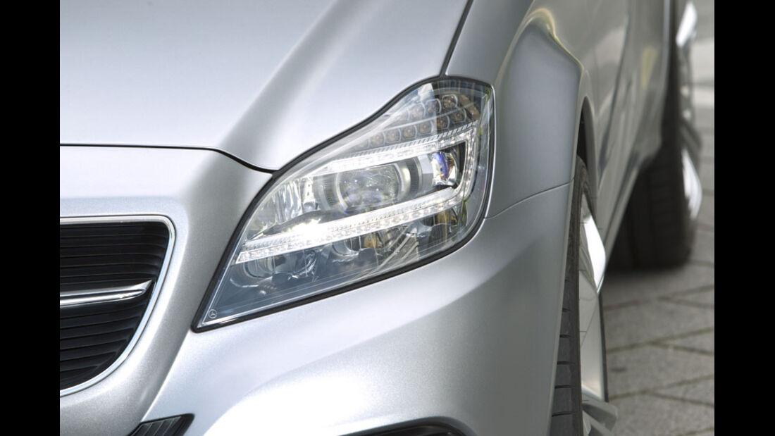 Mercedes CLS Shooting Break, Scheinwerfer