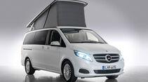 Mercedes Caravan Salon 2017