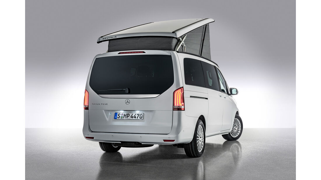 Mercedes Caravan Salon 2018