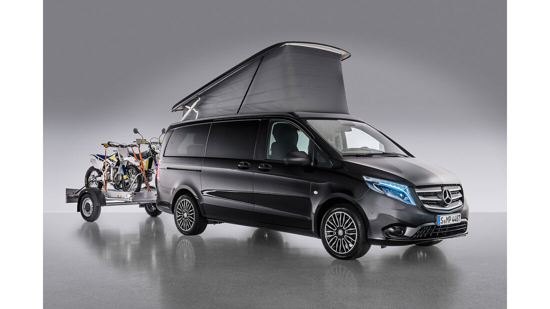 Mercedes Caravan Salon 2022