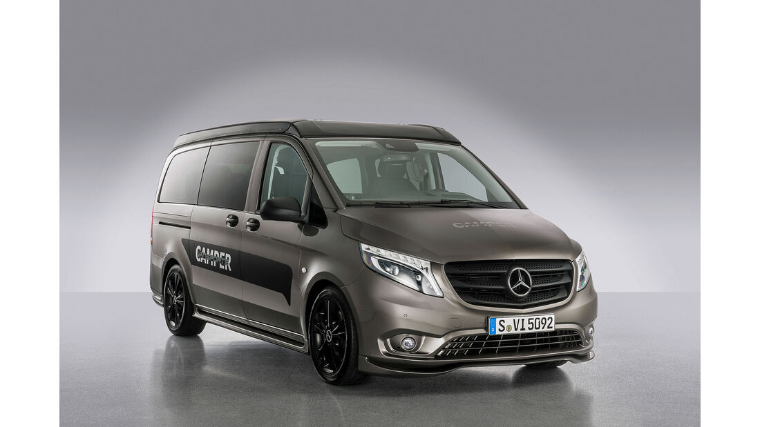 Mercedes Caravan Salon 2023