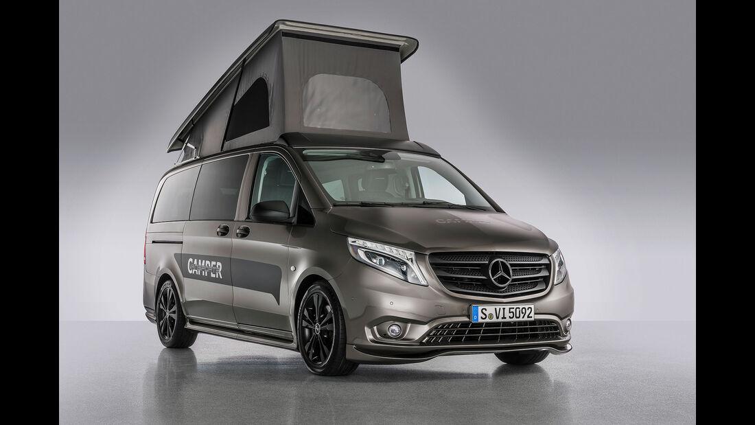 Mercedes Caravan Salon 2024
